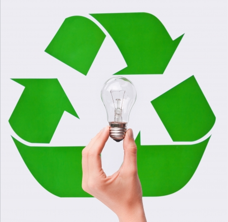 energy saving concept photo