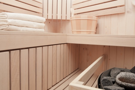 sauna Stock Photo - 17258092