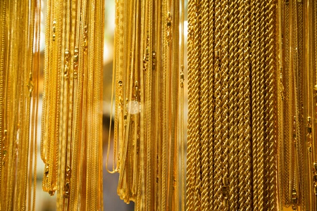 gold souk: gold souk Stock Photo