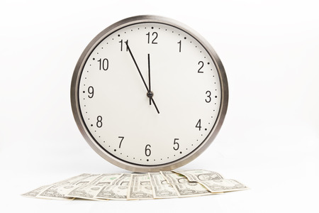 minute hand: time is money