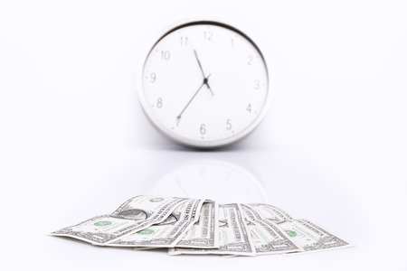 managing money: Time is money