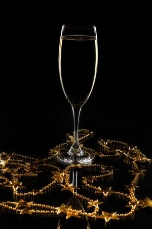 luxury champagne