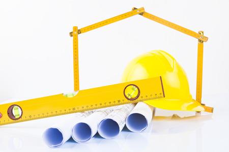 bouwprojecten in uitvoering