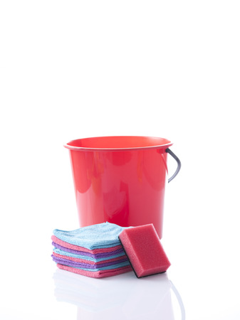 tidiness: cleaning items