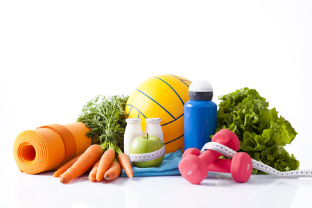 health and diet concept