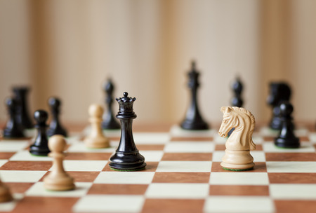 logical game, strategy concept
