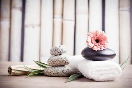 ayurveda concept voor rust en meditatie