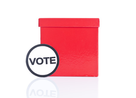 secret society: making decision,voting Stock Photo