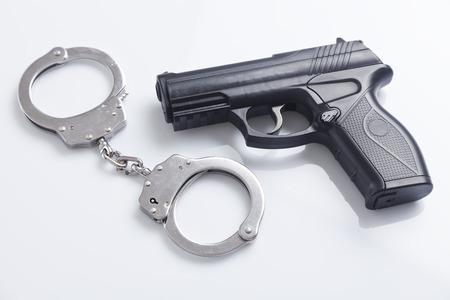 guna nad handcuffs