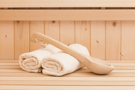 sauna items