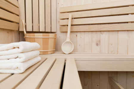 finnish sauna photo
