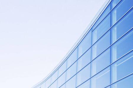 pared patern cristal azul