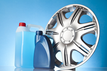 fluids: alloy wheel and car wash fluids