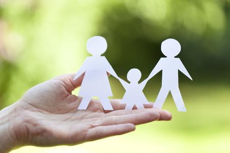 family concept Stock Photo