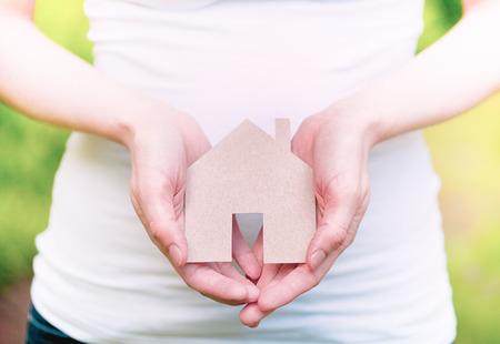 safe house concept Stock Photo