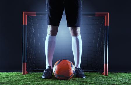 Soccer.2018 Football League Championship Stock Photo