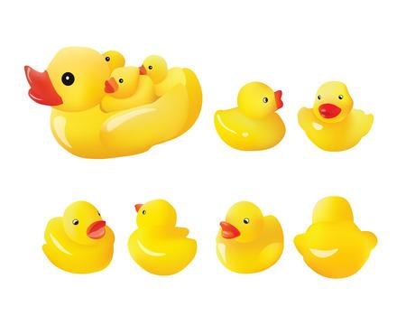 rubber ducks: Yellow Rubber Ducks