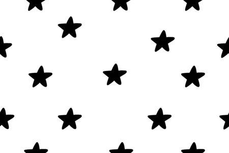 Abstract simple modern background. Seamless vector hand drawn pattern 版權商用圖片 - 147213201