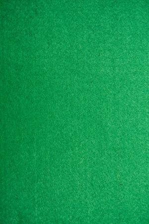 texas hold em: Primer plano de la mesa de poker verde sinti� fondo