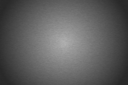Brushed silver metallic plate useful for backgrounds Stock Photo - 7967684