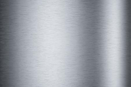 acier bross�?: En aluminium bross� plaque m�tallique utile pour les milieux  Banque d'images