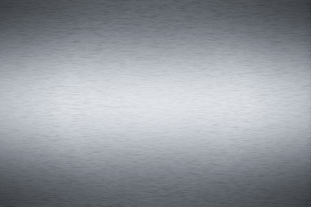 Brushed aluminum metal plate useful for backgrounds Stock Photo - 8175530