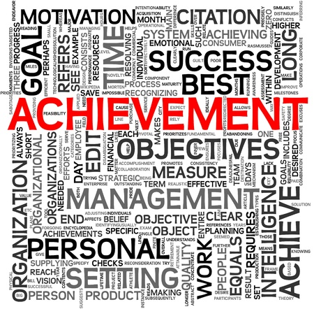 words of achievement