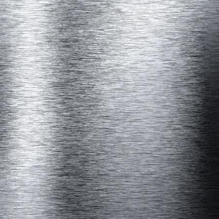acier: Fond en m�tal d'aluminium avec des r�flexions utiles pour le fond Banque d'images