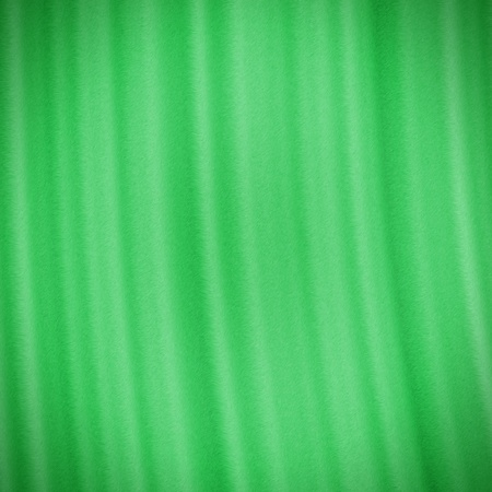 Abstract green cloth background photo
