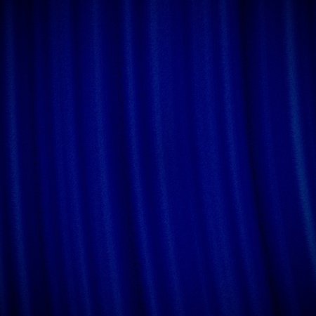 Dark blue cloth canvas background photo