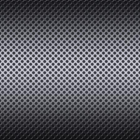 금속의: 반사와 금속 메쉬 질감 배경