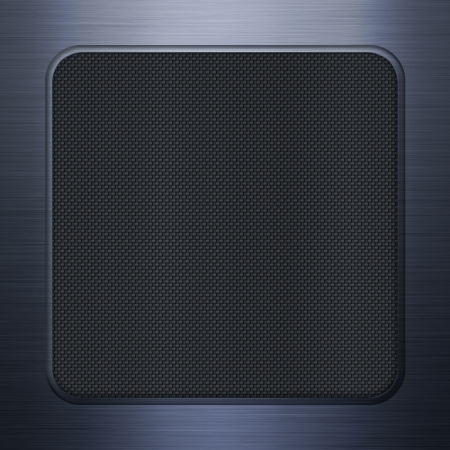 Carbon fibre texture and aluminum metal plate background Stock Photo - 16663239