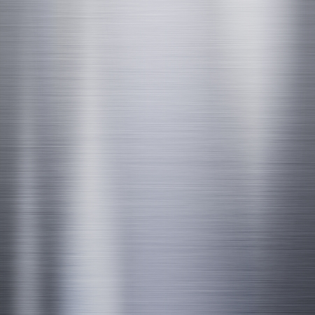 Brushed metal aluminum background or texture Stock Photo - 16828425