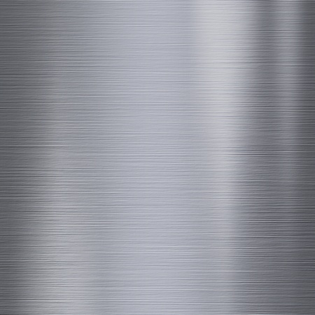 Brushed metal aluminum background or texture Stock Photo - 16828426