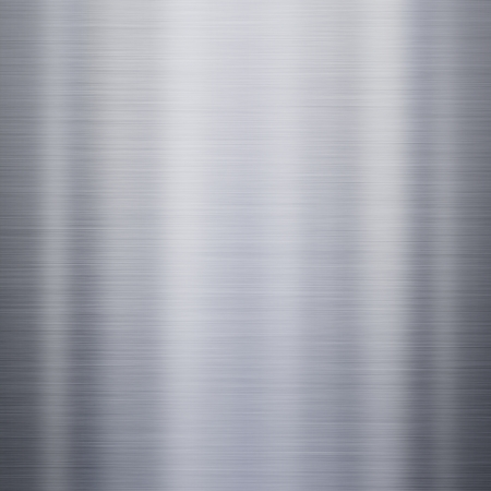 Brushed steel metal background or texture Stock Photo - 16828423