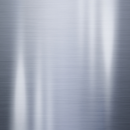 silver alloy: Steel metal background or texture Stock Photo