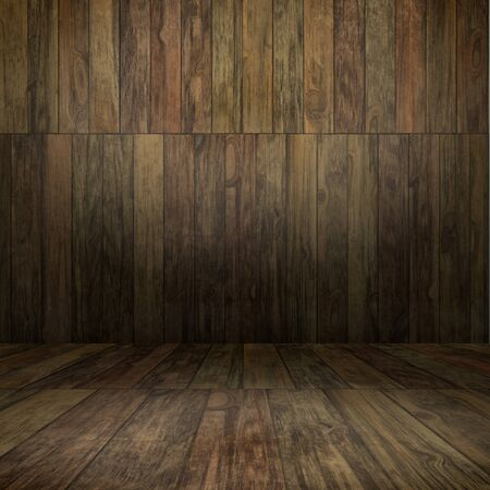 Grunge interior with metal floor and wall userful as background Stock Photo - 18518899