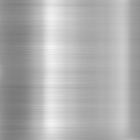 METAL BACKGROUND: Metal background or texture of brushed aluminum  plate