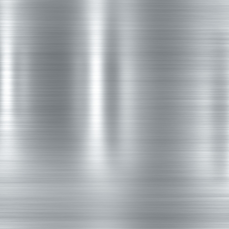 silver alloy: Metal background or texture of brushed steel  plate