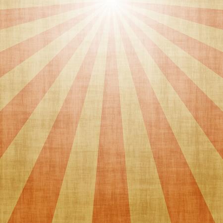 Grunge old starburst background photo
