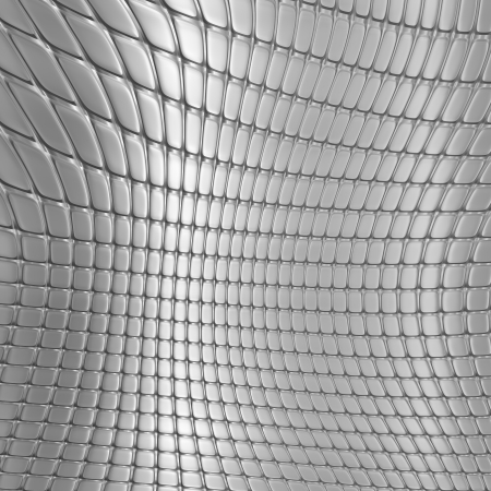 aluminium texture: Abstract metal silver checked pattern background