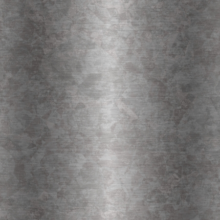 Background or texture of grunge galvanized steel plate photo