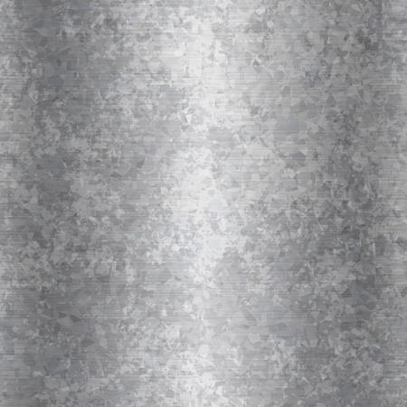 Fondo o la textura de la placa de acero galvanizado grunge
