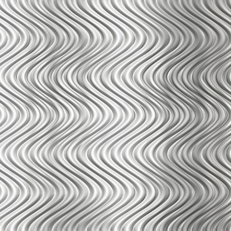 twisted: Aluminum silver  pattern background with twisted stripe