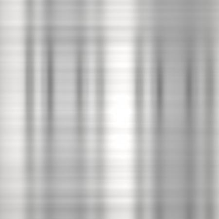 brushed aluminium: Aluminium brushed plate background or texture Stock Photo