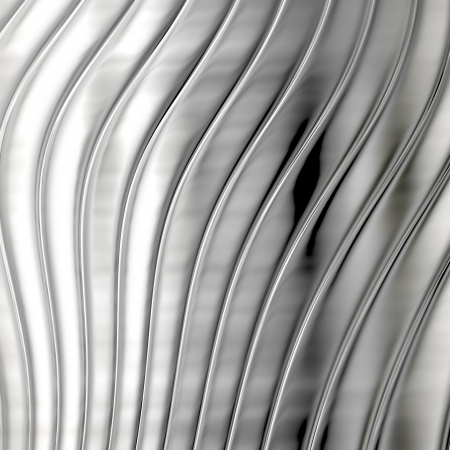 Metal striped texture or background photo