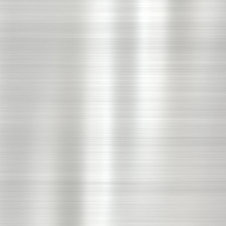 Metal background or texture of light brushed steel  plate Stock Photo - 21750135