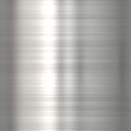 Metal background or texture of light brushed steel  plate Stock Photo - 21750137