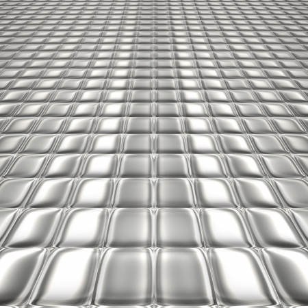 Metal background with perspective photo