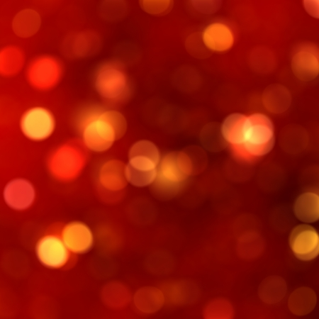 Red lights abstract background for valentine photo